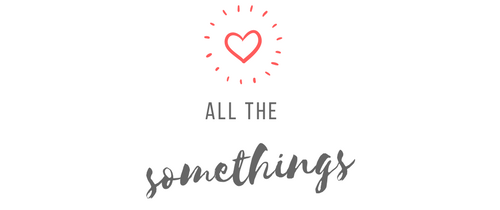 all the somethings